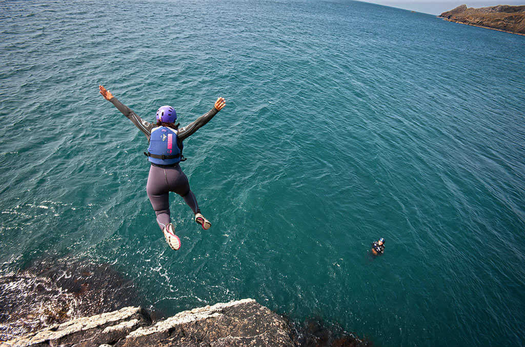 Pembrokeshire outdoor adventure pic