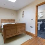 The Barn first floor bedroom