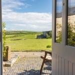 Barn front door views